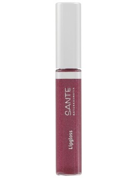 Sante Lipgloss No. 04, Red Pink