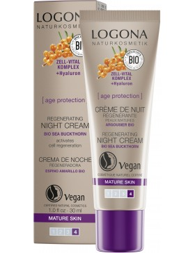 Age Protection Regenerating Night Cream