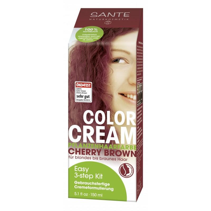 Sante Color Cream Cherry Brown