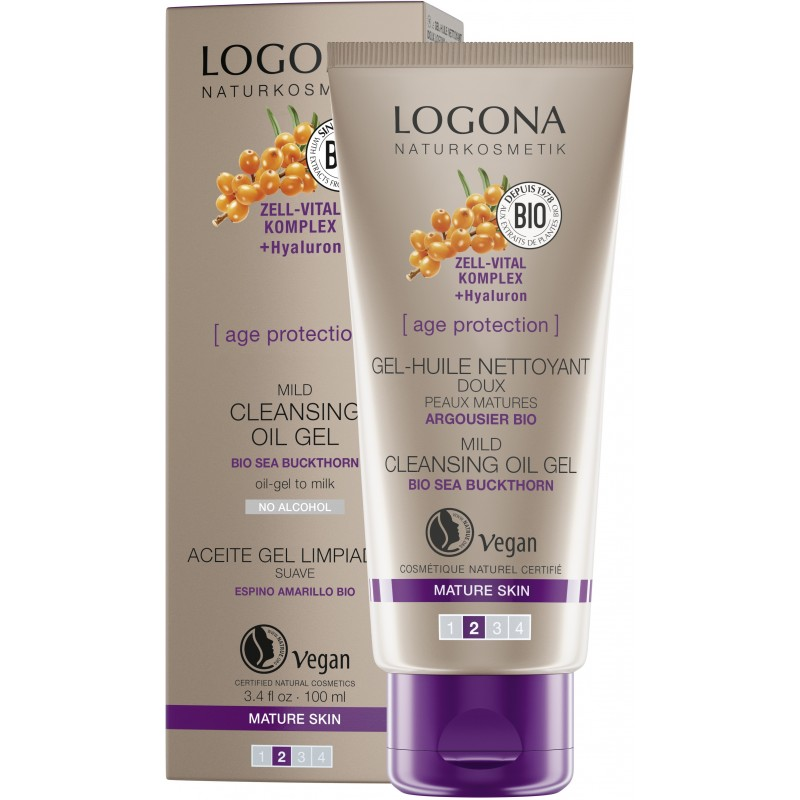 Age Protection Cleansing Foam