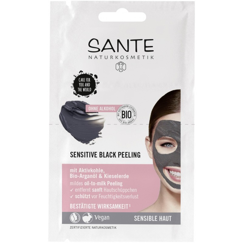 Sante SENSITIVE BLACK PEELING
