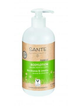 Sante Family Bodylotion Organic Pineapple & Lemon