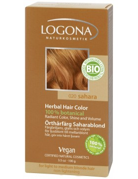 Sahara Herbal Hair Color