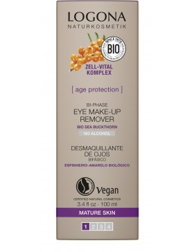Age Protection Bi-phase make-up remover