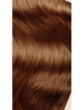 Flame Red Herbal Hair Color