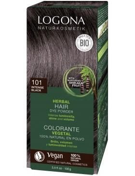 Herbal Hair Color Powder 101 Black intense