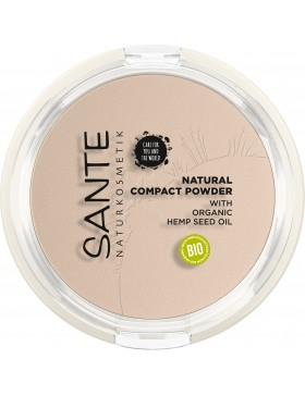 Compact Powder No. 1 Porcellan