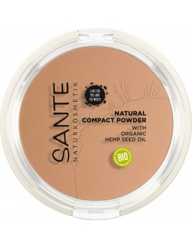Compact Powder No. 3 Golden Beige