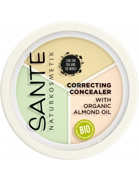 Sante Correcting Concealer Cream//Powder