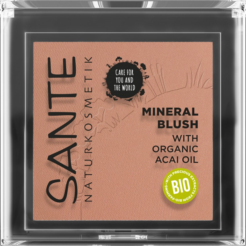 Mineral Blush 02 Coral Bronze