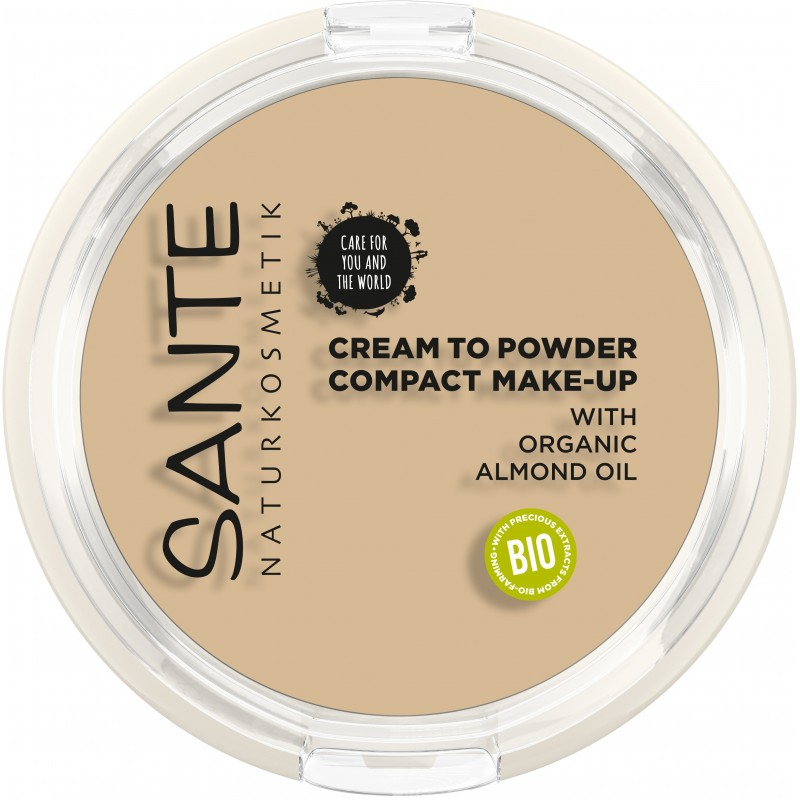 Compact Make-up 01 Cool Ivory
