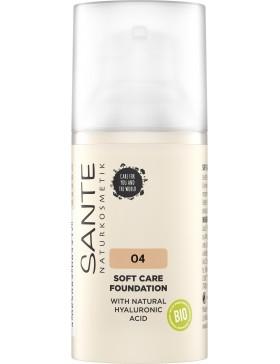 Soft Care Foundation 04 Warm Honey