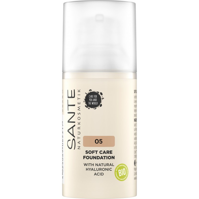 Soft Care Foundation 05 Cool Beige