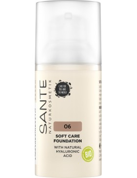 Soft Care Foundation 06 Neutral Amber
