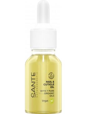 Sante Nail & cuticle oil Ultra Nourishing