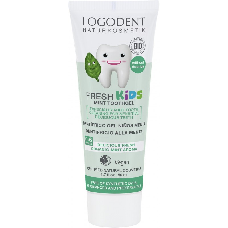 FRESH KIDS Mint Toothgel
